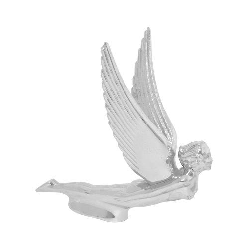 GG Grand General 48110 Chrome Flying Goddess Hood...