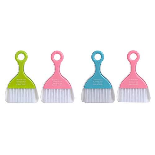 Saim Mini Dustpan and Brush Set, Kids Hand Broom and...