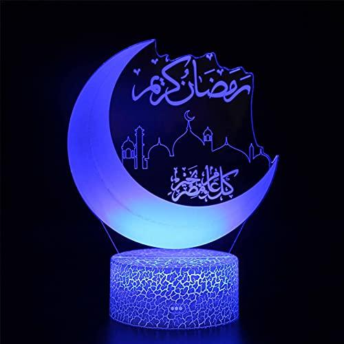 Ramadan Decoration LED Lights For Home Desktop Lights...