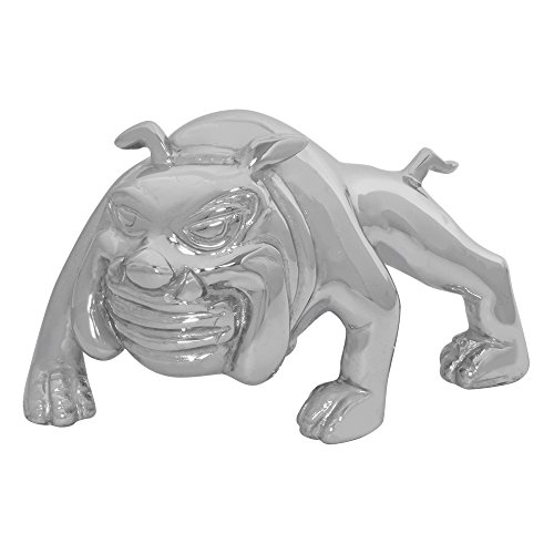 GG Grand General 48350 Chrome Bull Dog Hood Ornament