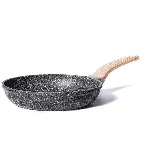 Carote 8 Inch Nonstick Skillet Frying Pan Egg Pan...