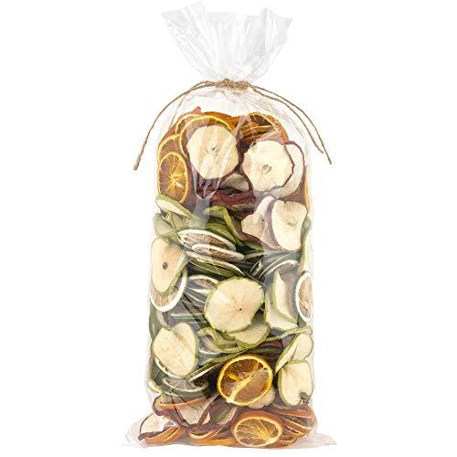 ANDALUCA Natural Vase & Bowl Fillers | Dried Orange,...