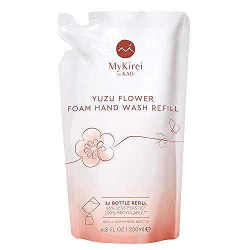 MyKirei By Kao Japanese Yuzu Flower Foam Hand Wash Refill,...