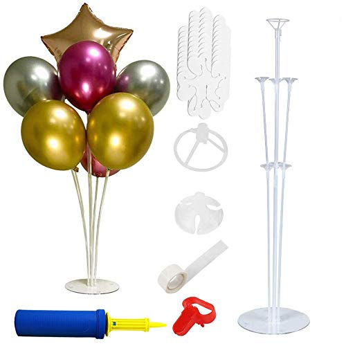 6 Balloon Stand Kit Largest Available Complete with 6...