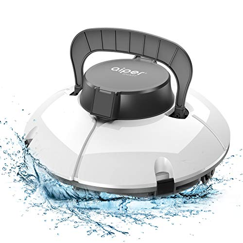 AIPER SMART Cordless Automatic Pool Cleaner, Strong Suction...