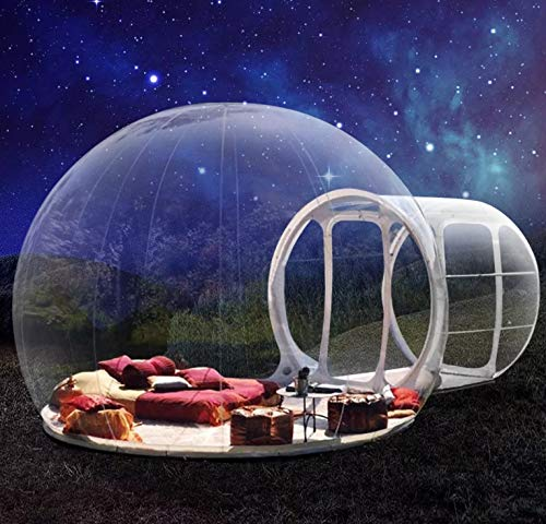 bubble New Stargaze Outdoor Single Tunnel Inflatable...