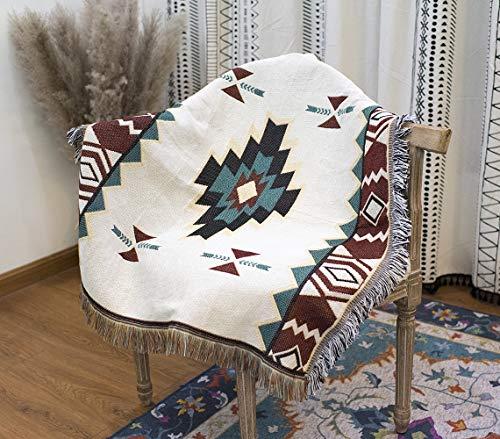 "AIVIA Southwestern Aztec Decor for Home, 35""x35""..."