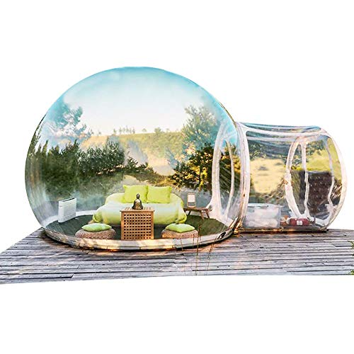 CNCEST Inflatable Bubble House, Waterproof Luxurious...