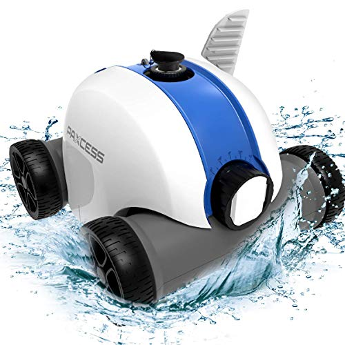 PAXCESS Cordless Automatic Pool Cleaner, Robotic Pool...