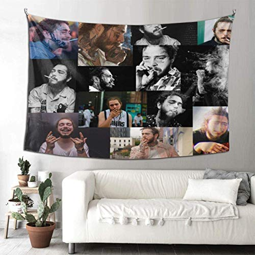 Post Malone Tapestry, Post Malone Poster 3D Boutique...