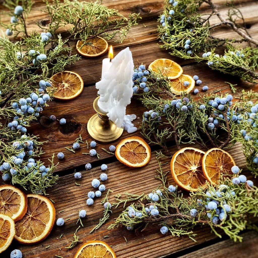 Make Dried Orange Slices & Craft Ideas