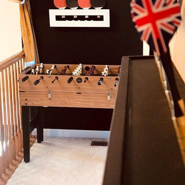 small attic game room ideas