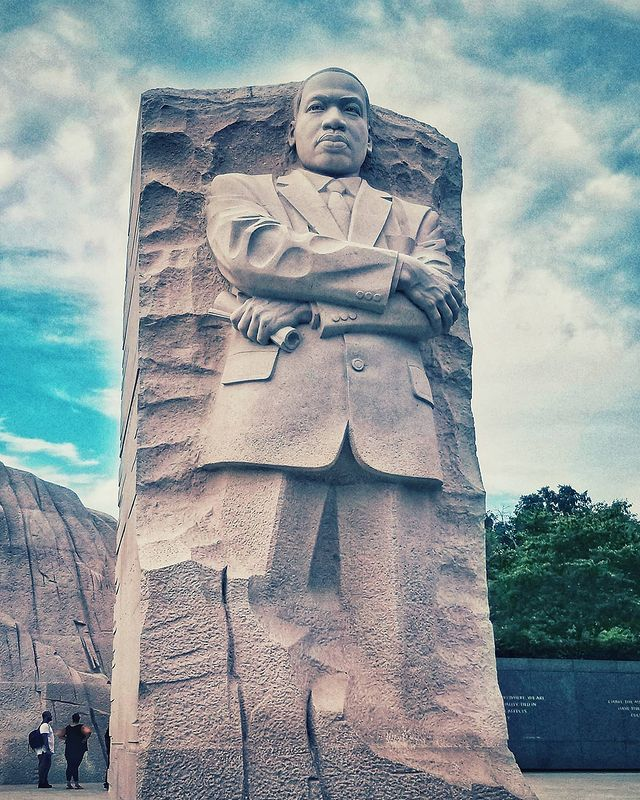 martin luther king day 2021 clip art