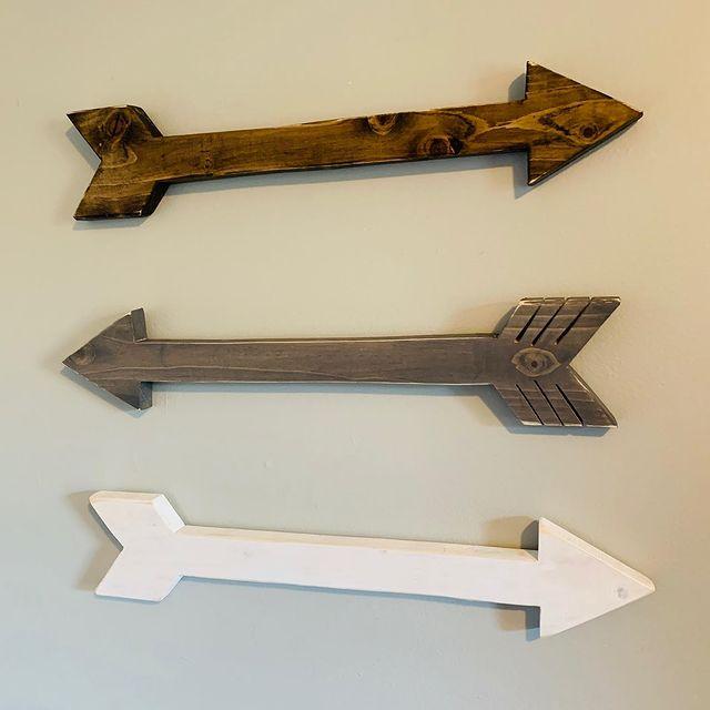 arrow decor meaning