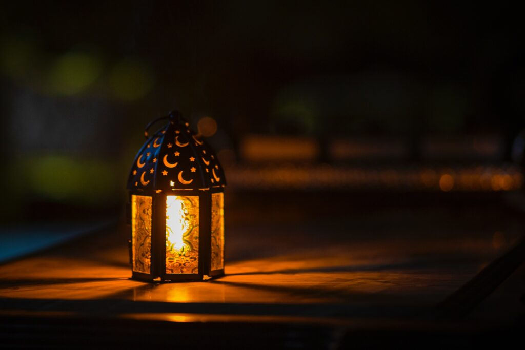 how to decorate your home for Ramadan