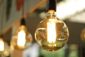 Brighter light bulbs for home decoration