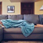 infinity fabric sleeper sectional